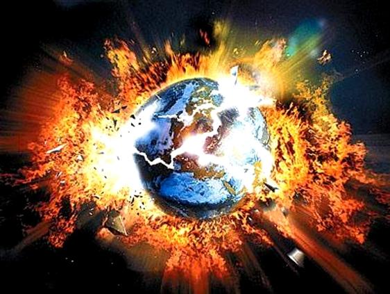 Resultado de imagem para Destruir o mundo