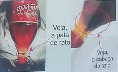 rato coca cola