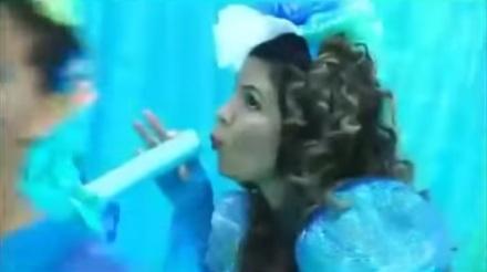 água canudinho
