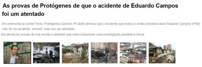 bomba noticia