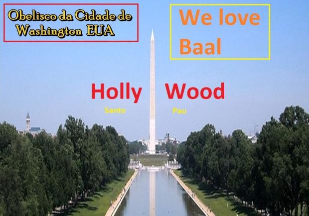 Obelisco Cidade de Washington EUA