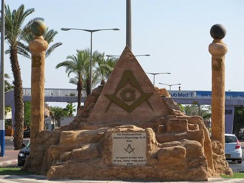 Freemason-monument