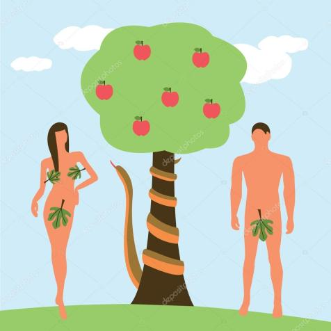 depositphotos_127868780-stock-illustration-adam-and-eve-with-a